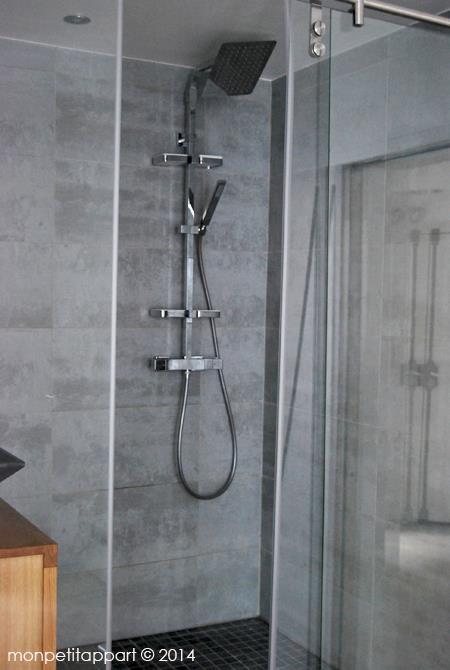 Le pommeau de douche rutilant pour la douche l 39 italienne - Pommeau douche italienne ...