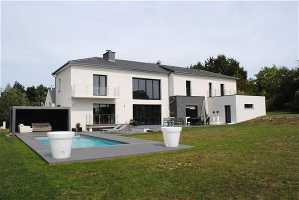 Villa Avec Terrasse : Villa avec piscine et terrasse Archi Tec photo n u00b010