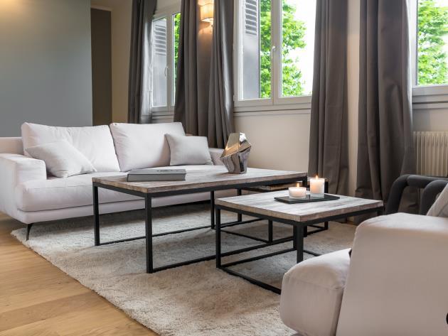 D coration appartement lyon for Salon nordique