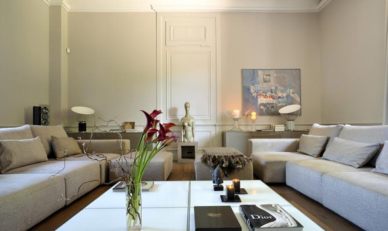 Salon Classique Moderne