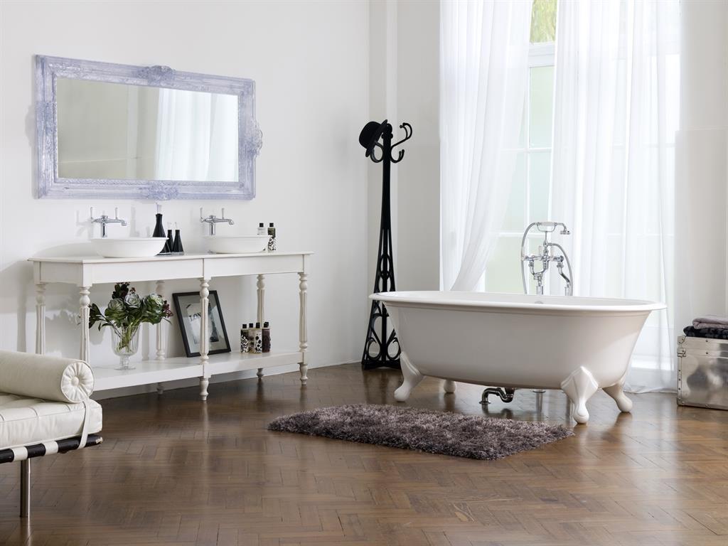 Carrelage Salle De Bain Blanc Relief: Revetement salle de bains ...