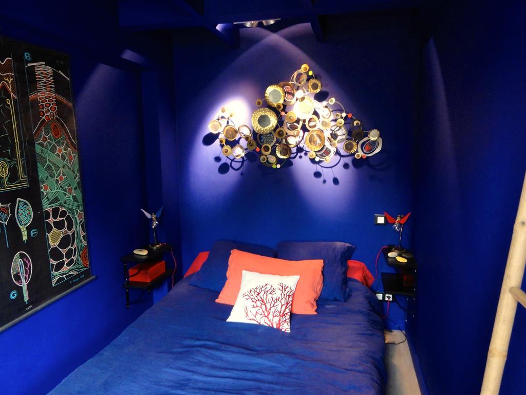 1 inspiration pour chambre orientale bleue chambre orientale bleue - Chambre Orientale Bleue