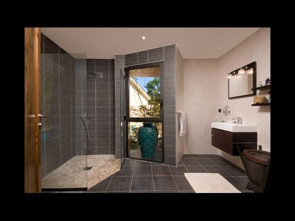 Deco salle de bain moderne douche images for Salle de douche moderne