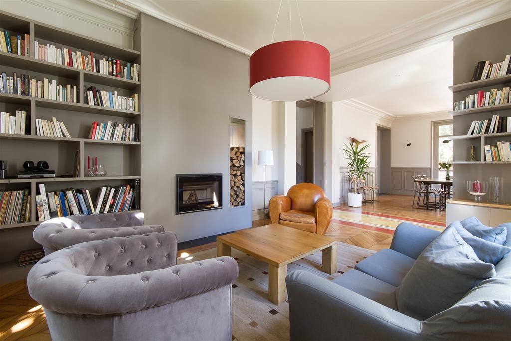 Cheminee Coin Moderne - Maison Design - Sibfa.com