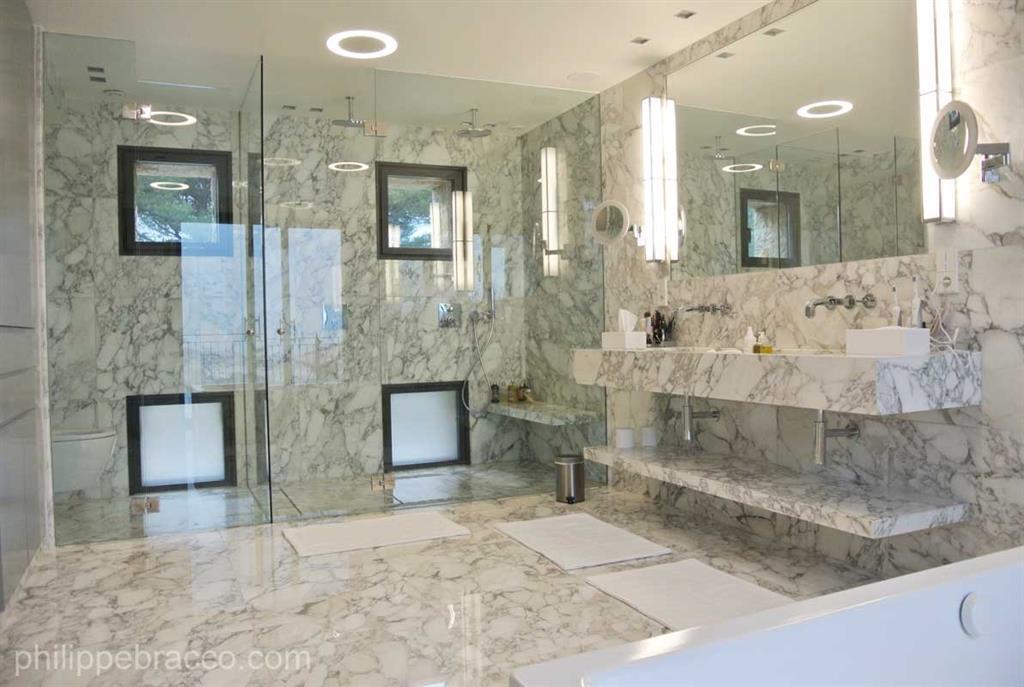 Meuble Salle De Bain Marbre – Idées d\'images à la maison