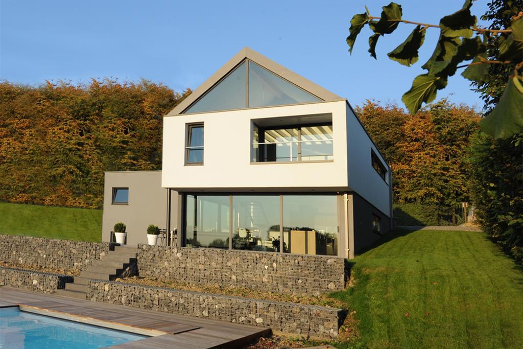 Maison Moderne Avectoiture – Chaios.com