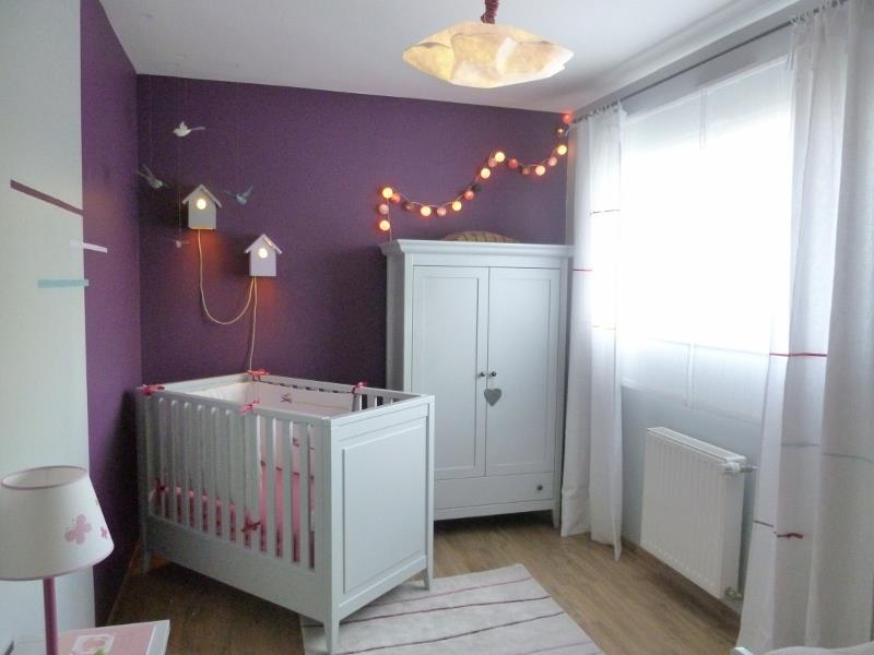 Chambre de b b gris perle cr active d co photo n 35 for Chambre mauve et grise