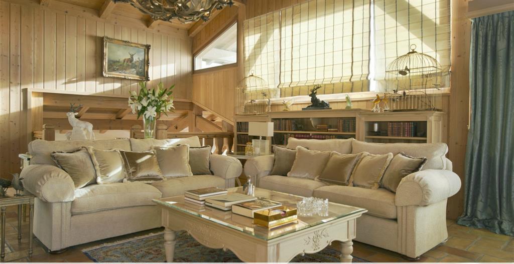 Stunning Salon Classique Moderne Contemporary - Amazing House