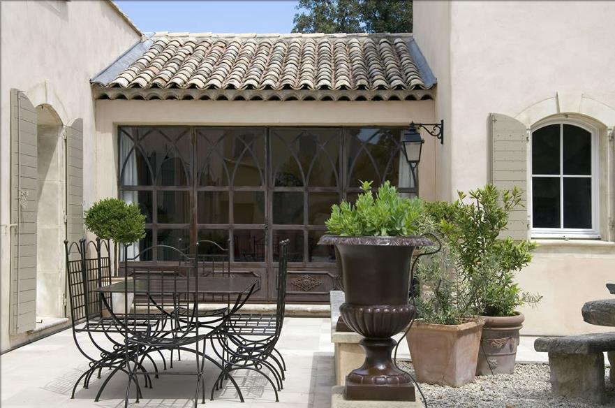 D co terrasse provencale d co sphair for Ambiance et tradition cuisine