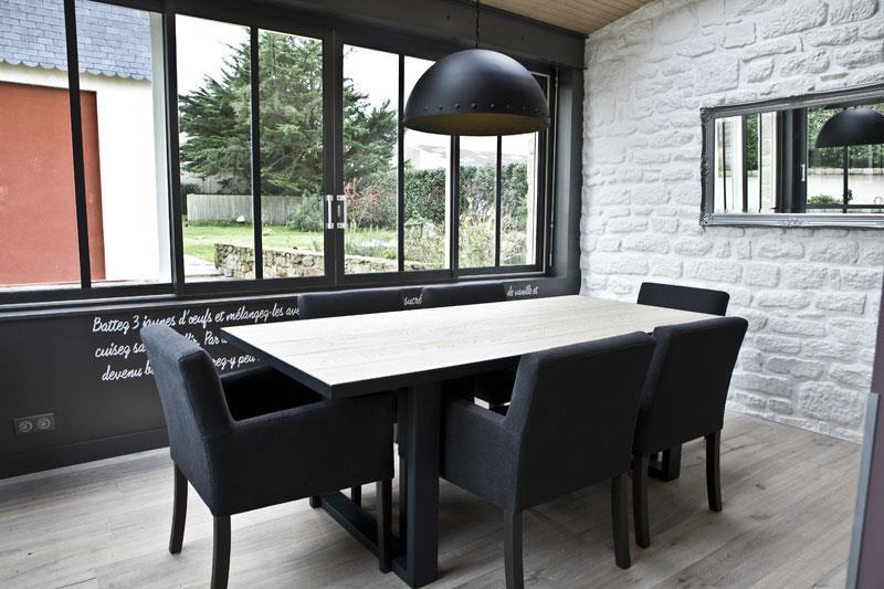 Impressionnant Salle A Manger Esprit Industriel ~ Idées de Design ...