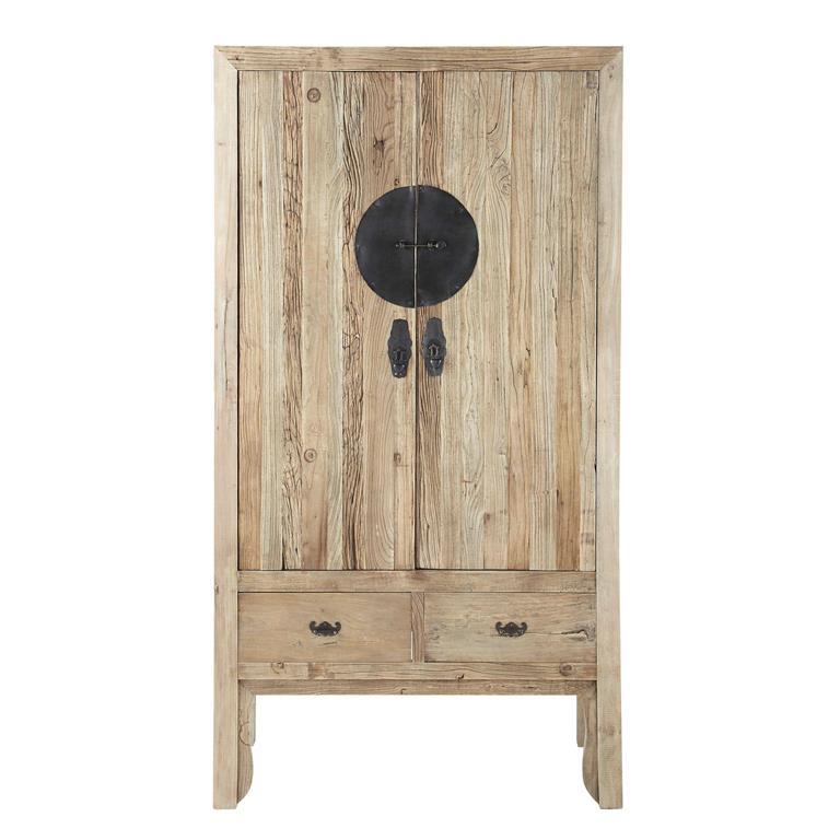 Chambre coucher penderie commode et armoire - Armoire penderie 100 cm ...