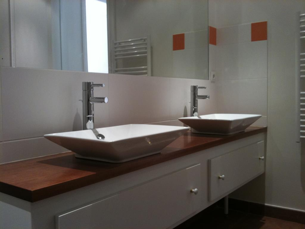 R novation appartement haussmanien for Salle de bain x2o