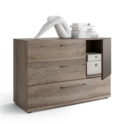 Commode 3 Tiroirs Camif Ref A10015769 Domozoom