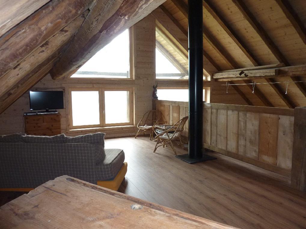 Mezzanine Chambre Plafond Bas