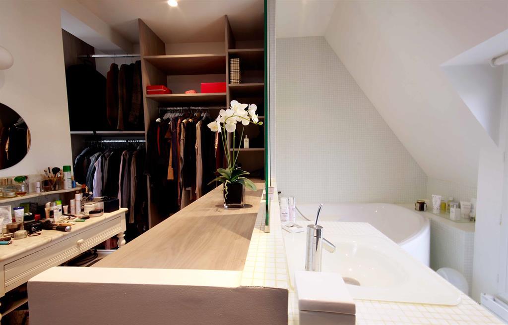 Chambre Salle De Bain Dressing. Affordable Verriere Separation ...