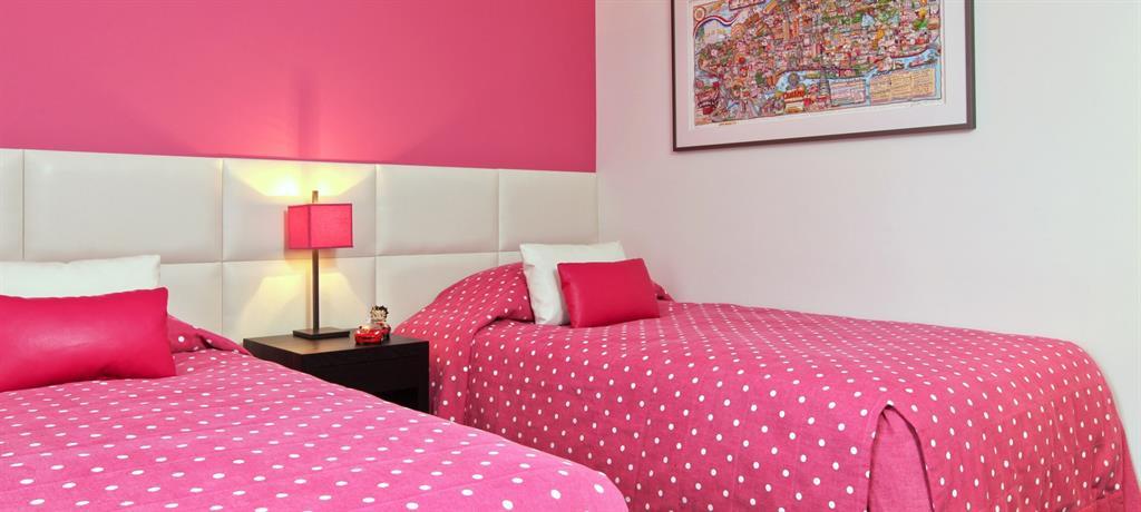 décoration chambre pour 2 filles