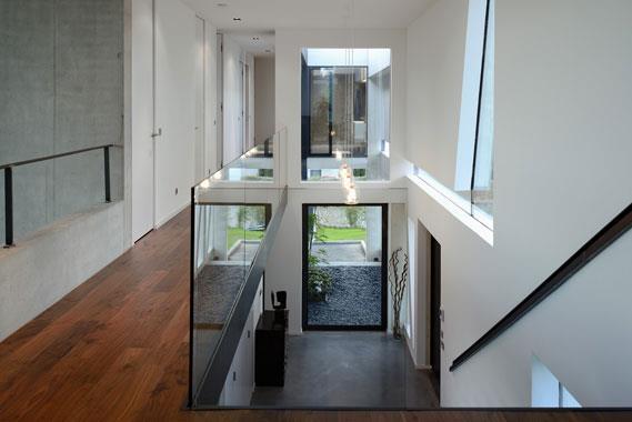 Best Plan Maison Moderne Contemporaine Avec Mezzanine Ideas - Home ...