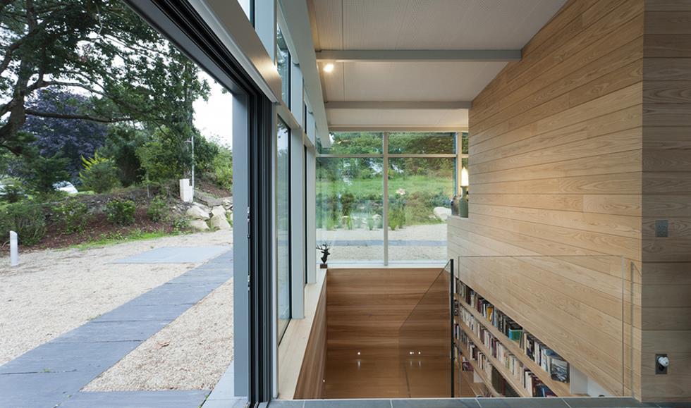 papier peint pour montee escalier cage descalier ides dco pour un bel escalier with papier. Black Bedroom Furniture Sets. Home Design Ideas