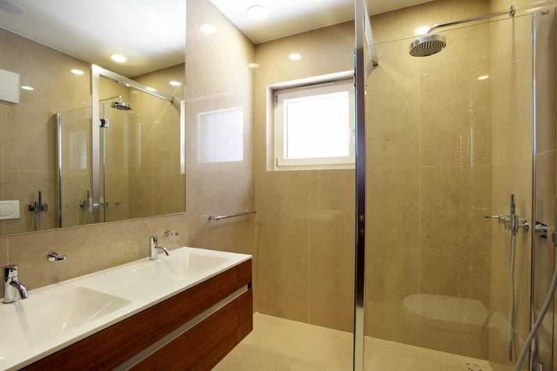 Salle de bain moderne related keywords suggestions - Douche al italienne moderne ...