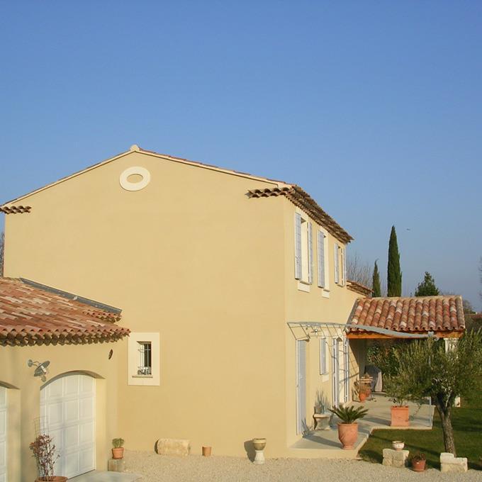 Maison proven ale avec pergola villas nimazur photo n 41 for Pergola provencale