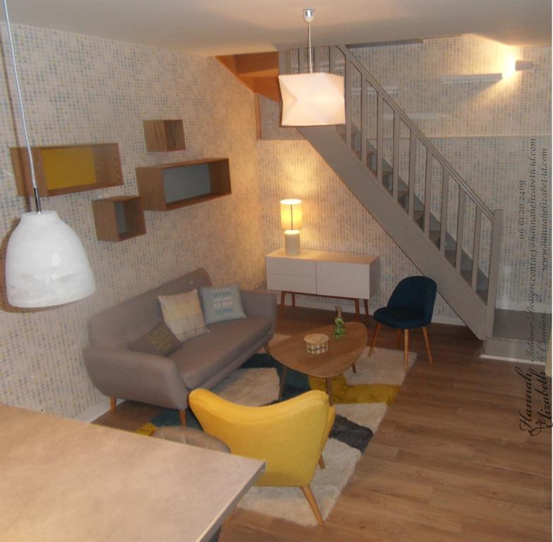 D coration appartement dijon for Salon nordique