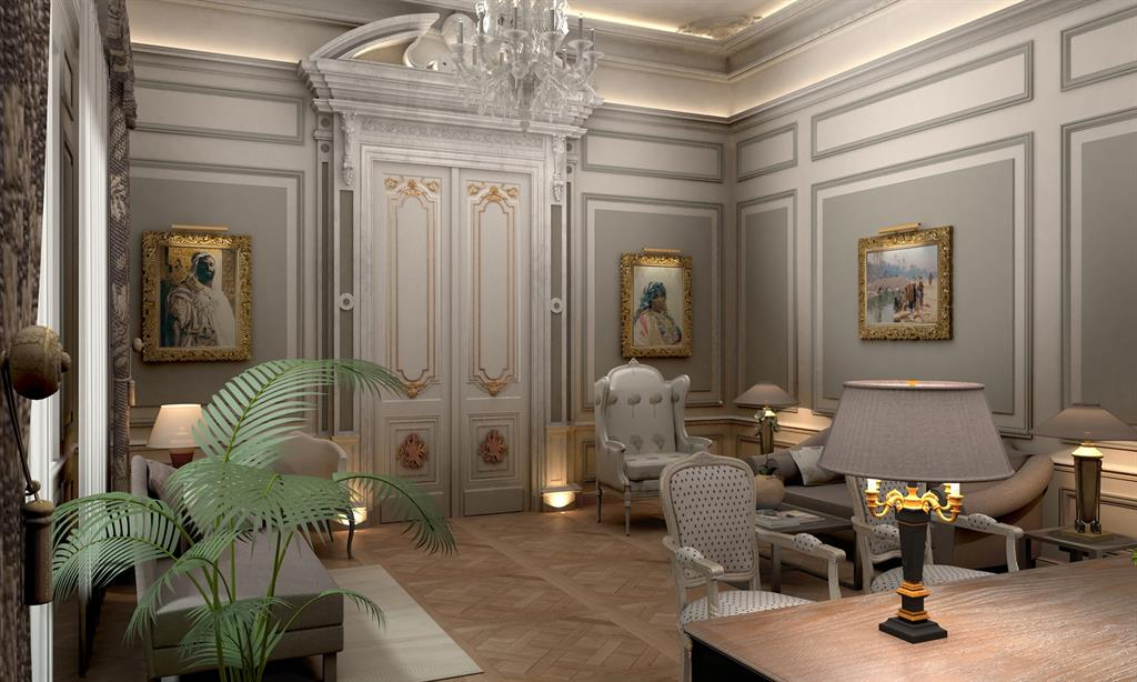 salon classique tel un palais tony rivas photo n 37. Black Bedroom Furniture Sets. Home Design Ideas