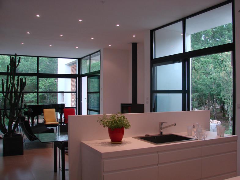 hauteur crdence cuisine simple hauteur credence cuisine hauteur credence cuisine hygena with. Black Bedroom Furniture Sets. Home Design Ideas