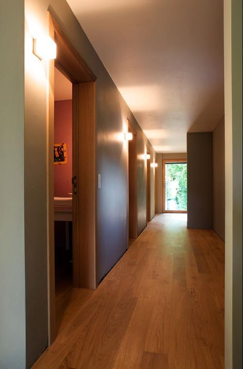 Couloir avec lumi re l 39 entr e de chaque pi ce architects for Lumiere entree