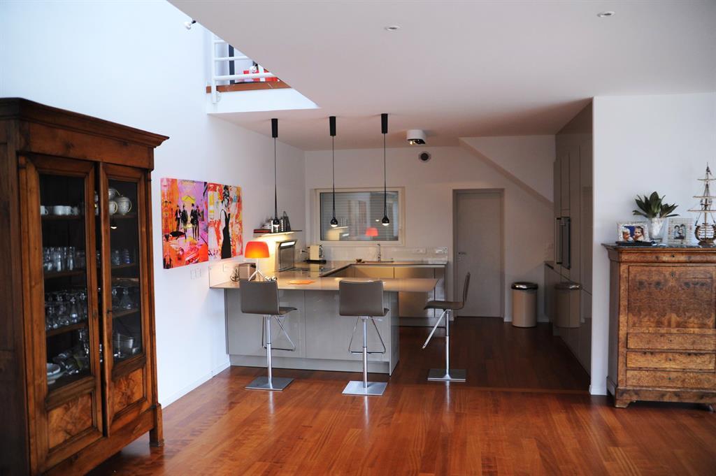 Beautiful Cuisine Ouverte En U #12: ... S0.domozoom.com/images/1/339559-cuisine-moderne- ...