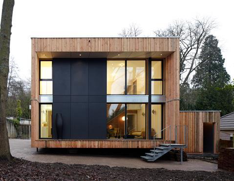 Maison contemporaine en ossature bois so 39 bois photo n 36 - Les plus belles maisons en bois ...