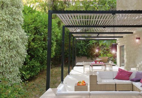 Salon Bambou Exterieur: Deco terrasse idees pour une zen et sympa ...