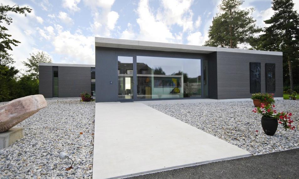 Jardin de maison design id es de conception sont int ressan - Maison de jardin design ...