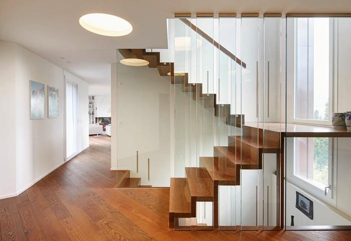 Escalier design en bois renggli photo n 70 domozoom - Escaliers modernes design ...