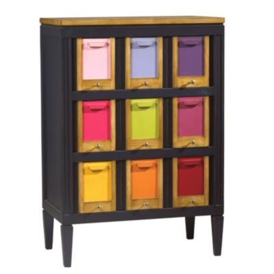 meuble de rangement les coloristes camif ref a10017771. Black Bedroom Furniture Sets. Home Design Ideas