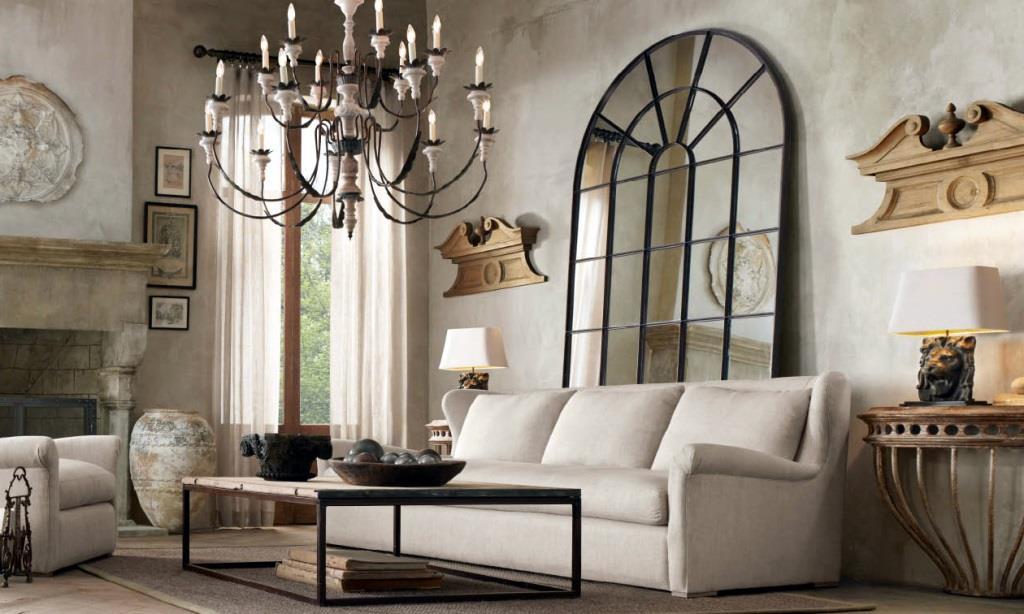 decoration salon classique chic salon classique aux tons g - Decoration Salon Classique