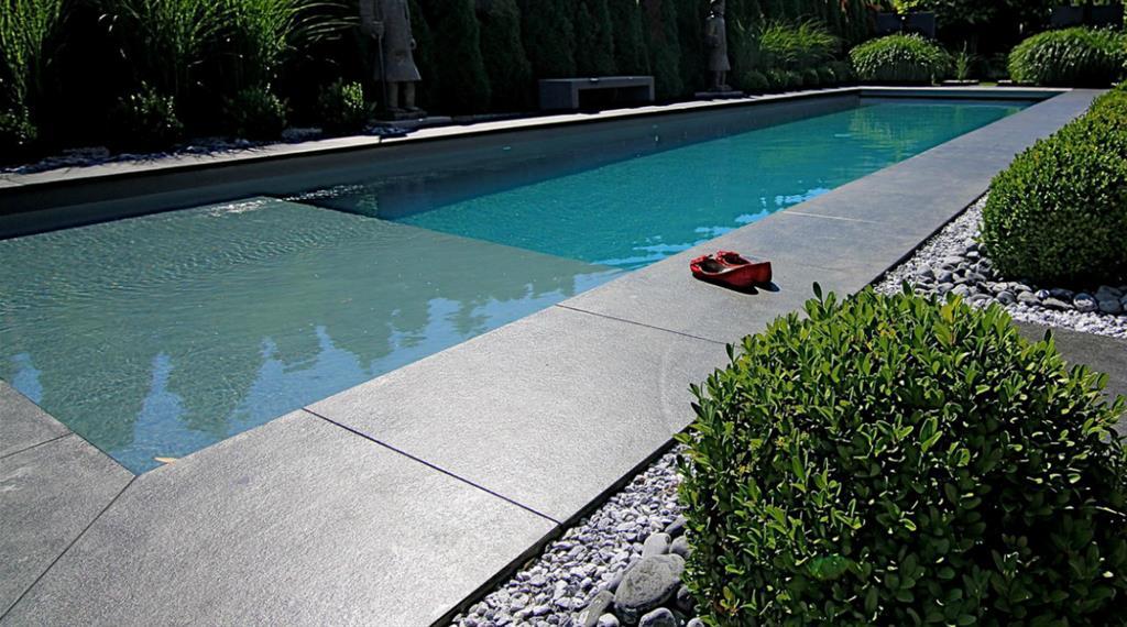 Piscines et terrasses - Jardin et piscine design ...