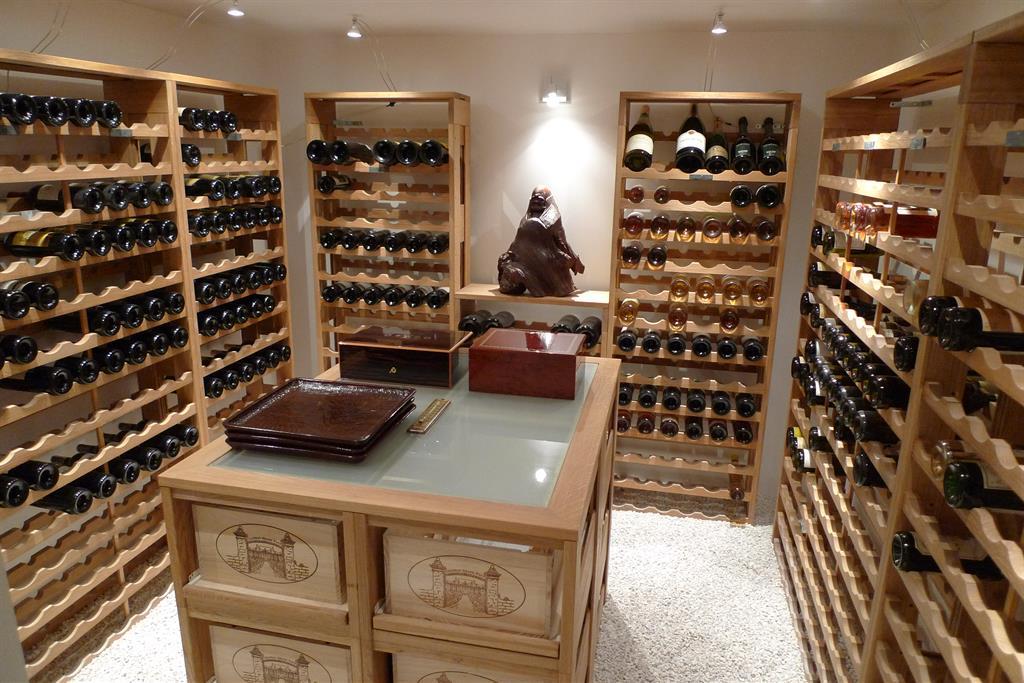 Cave A Vin Design. Cave Vin Moderne. Design Casier Moderne Et Cave ...