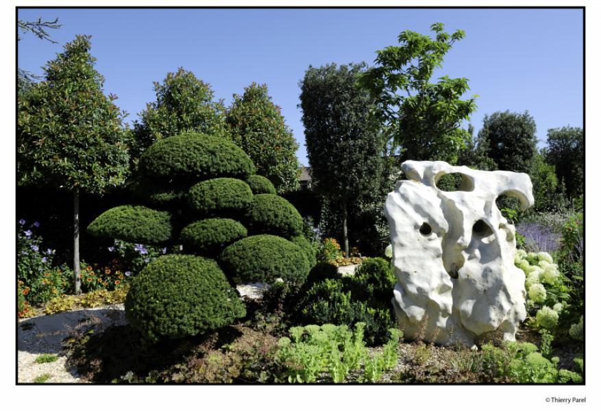 Déco : Massif Jardin Moderne - Limoges 18, Massif Central ...