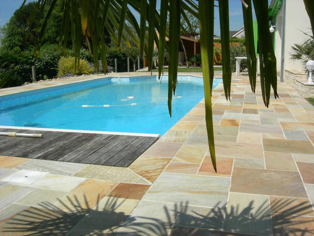 Idée aménagement abord piscine
