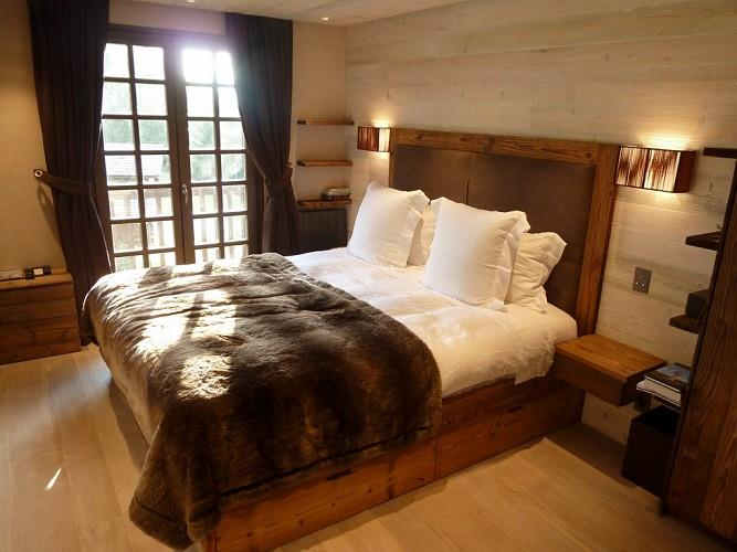 Awesome Deco Chambre Style Montagne Photos - Yourmentor.info ...