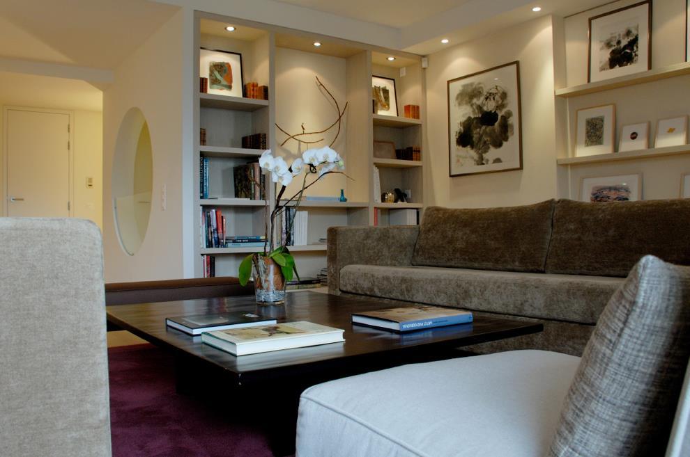 comment amenager une niche. Black Bedroom Furniture Sets. Home Design Ideas