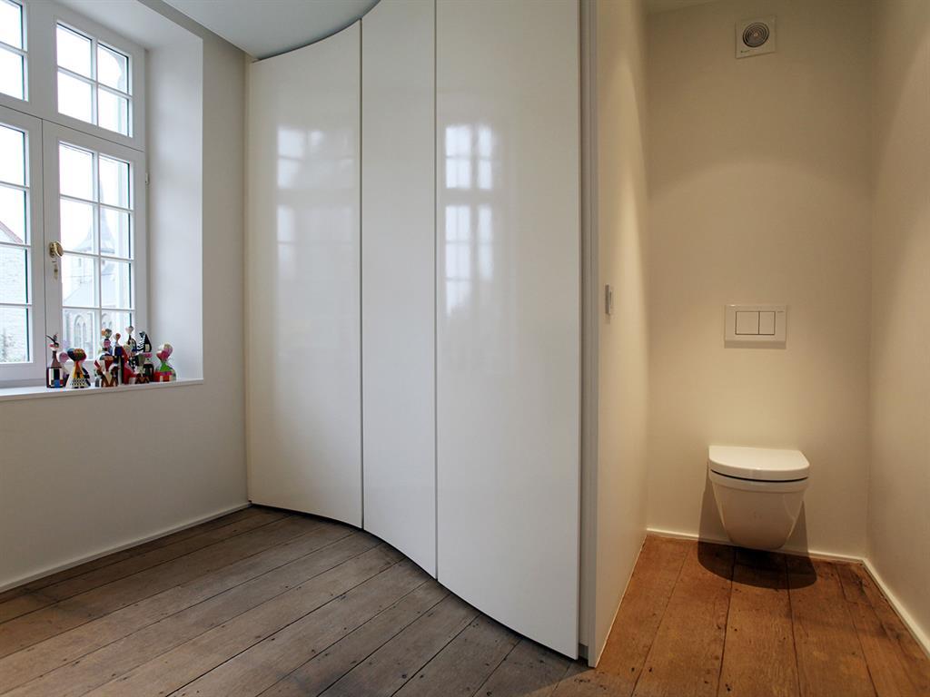 Aménagement wc contemporaine