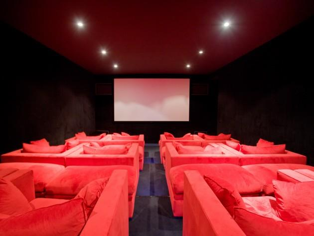 Salle tv Home Cinema Salle tv Comme au Cinéma