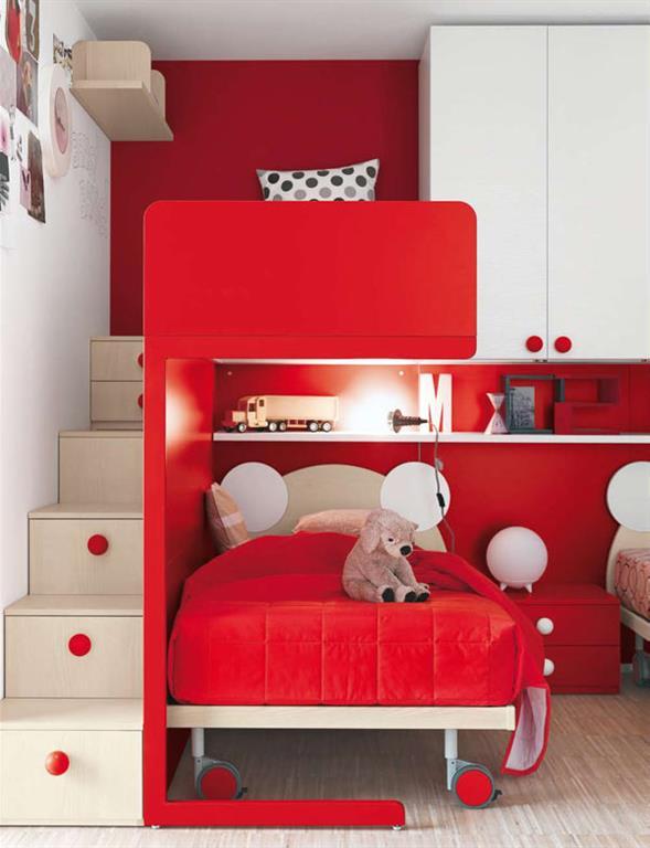 Chambre Rouge Et Blanche: Chambre rouge et noir adulte re la.