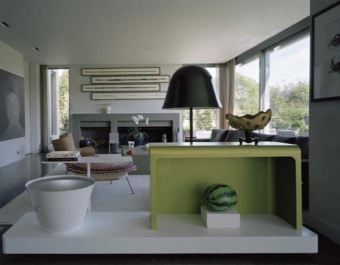 image salon chic lgant et dcoration original charles zana - Salon Chic Et Moderne