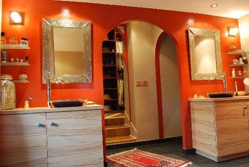 48 salle de bain regionale et traditionnelle salle de bain marocainejpg - Salle De Bain Marocaine Traditionnelle
