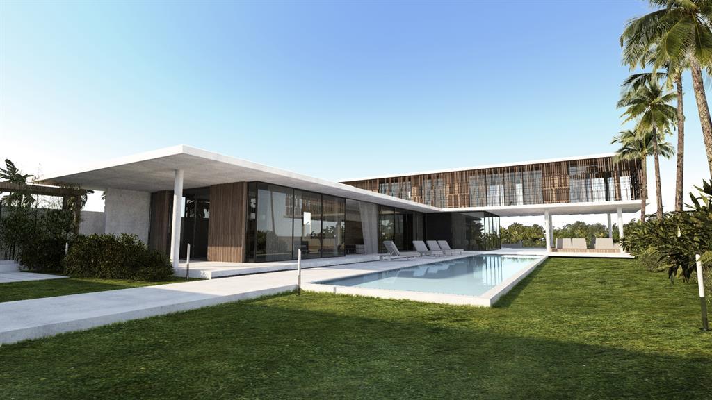 maison villa kit beton