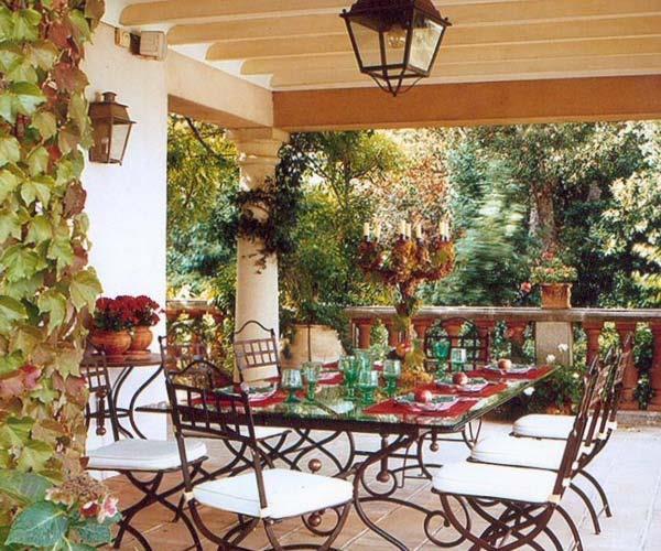 salle manger d 39 ext rieur pag photo n 65 domozoom. Black Bedroom Furniture Sets. Home Design Ideas