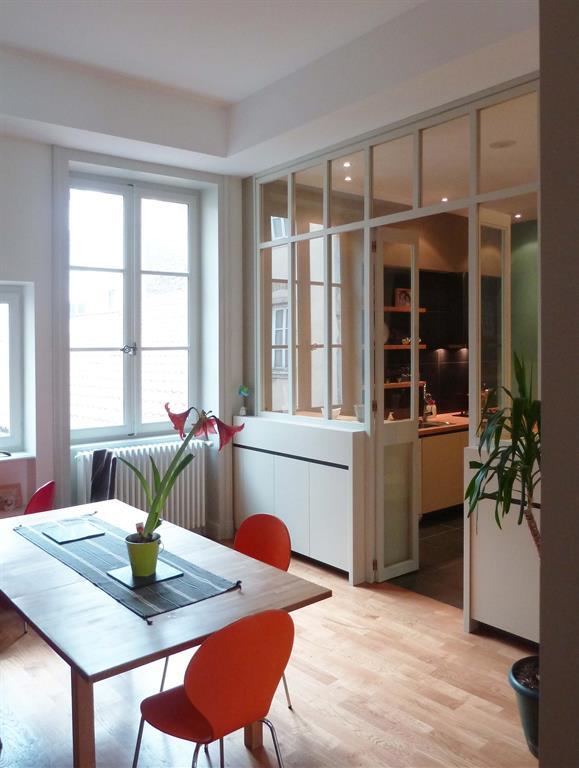 Agencement D 39 Un Appartement Lyon 2
