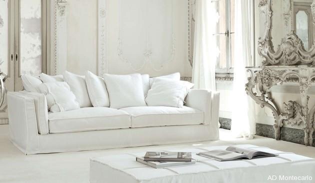 Salon classique moderne ~ Solutions pour la décoration intérieure de ...
